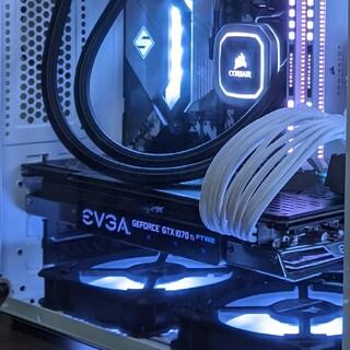 EVGA GTX1070Ti FTW2(PCパーツ)