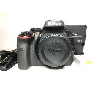 ニコン(Nikon)のニコン D3400 ボディ(デジタル一眼)