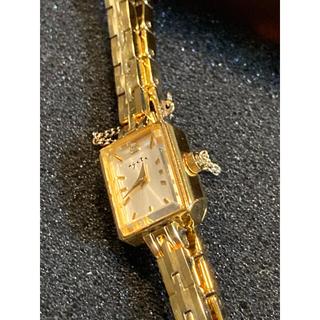 アガット(agete)のアガット!腕時計!美品!(腕時計)