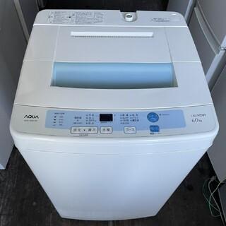 AQUA 6キロ洗濯機 💍2014年製💍(洗濯機)