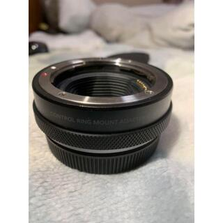 Control Ring Mount Adapter EF-EOS R(その他)