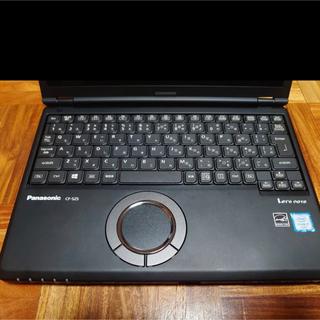 パナソニック(Panasonic)のレッツノート Panasonic SZ5-JFMQR(ノートPC)
