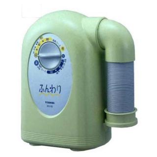 トウシバ(東芝)のTOSHIBA ふとん乾燥機 ライムグリーン MD-S2(G)(その他)