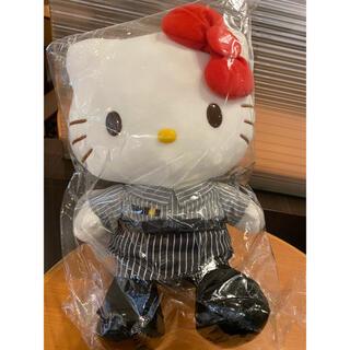 ハローキティ(ハローキティ)の非売品 キティちゃんXドトール ぬいぐるみ(キャラクターグッズ)