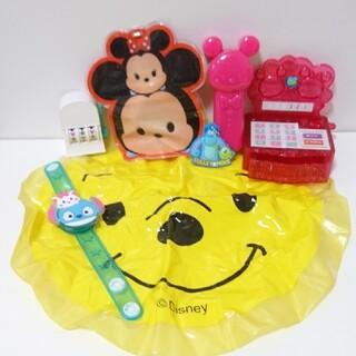 ディズニー(Disney)のディズニー おもちゃ詰め合わせ 6点セット(キャラクターグッズ)