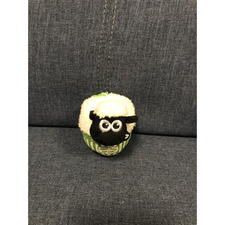 ひつじのショーン カップケーキ型 マスコット(キャラクターグッズ)