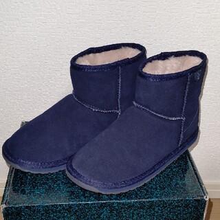 エミュー(EMU)のEMU ムートンブーツ 21cm(ブーツ)