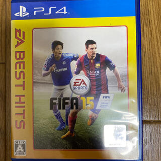 FIFA 15(EA BEST HITS) PS4(家庭用ゲームソフト)