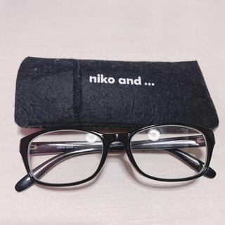 niko and... - ニコアンド UVカット サングラス