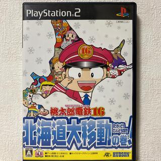 プレイステーション2(PlayStation2)のPS2 桃太郎電鉄16(家庭用ゲームソフト)
