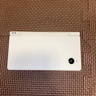 ニンテンドーDS(ニンテンドーDS)のニンテンドーDSi ホワイト (ジャンク品)(携帯用ゲーム機本体)