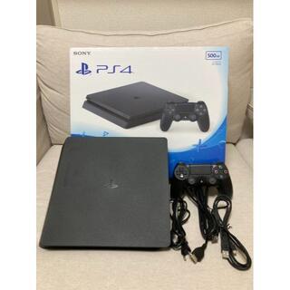 SONY PlayStation4 本体 CUH-2000AB01 500GB (家庭用ゲーム機本体)