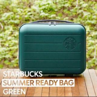 スターバックスコーヒー(Starbucks Coffee)の☆韓国スタバ サマーレディバッグ (スーツケース/キャリーバッグ)