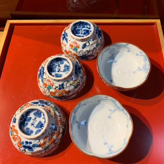 有田焼 京一水 小鉢 5個 セット(食器)