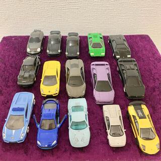 ミニカー スポーツカー 15台(ミニカー)