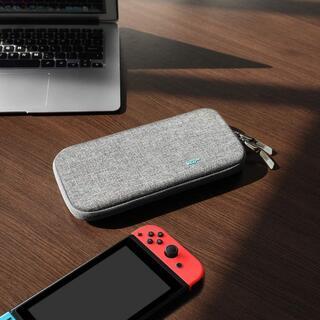 【Nintendo Switch対応】Switchケース 薄型 YKK高品質ジッ(家庭用ゲーム機本体)