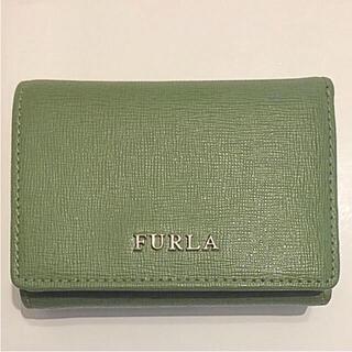 Furla - フルラ  三つ折り財布 グリーン