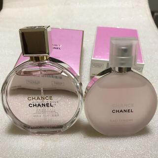 CHANEL - CHANEL オータンドゥル  オードパルファム  ヘアミスト