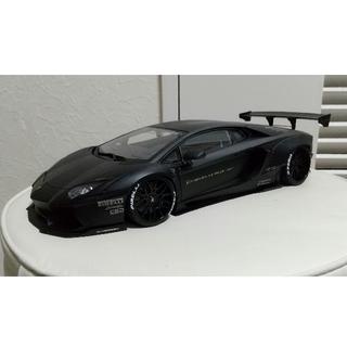 ランボルギーニ(Lamborghini)のランボルギーニ アヴェンタドール リバティーウォーク 1/18 AUTOart(ミニカー)
