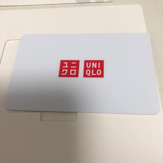 ユニクロ(UNIQLO)のユニクロギフトカード (ショッピング)