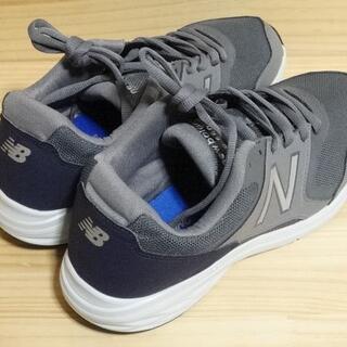 ニューバランス(New Balance)のNew Balance/MW550/グレー/27.5/4E(横幅広め)(スニーカー)