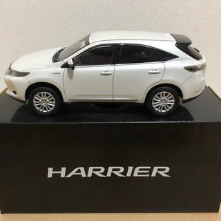 ハリアー 模型(ミニカー)