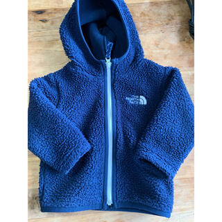 THE NORTH FACE - THE NORTH FACE BABY フーディー