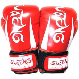 ボクシンググローブ パンチンググローブ キックボクシング ボクシング手袋PUレザ(ヨガ)
