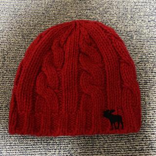 Abercrombie&Fitch - アバクロ  ニット帽子