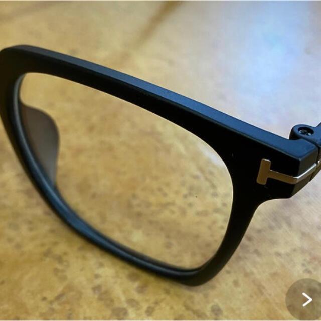 TOM FORD(トムフォード)のメガネ ○○フォード風 ファッショングラス レディースのファッション小物(サングラス/メガネ)の商品写真