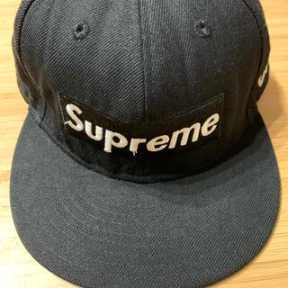 Supreme - supreme boxlogo cap