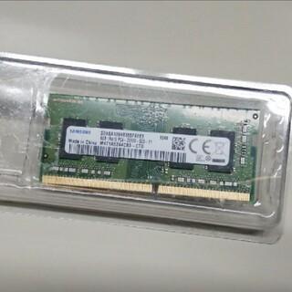 サムスン(SAMSUNG)のDDR4 PC4 2666V 4GB (PCパーツ)