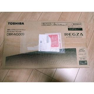 トウシバ(東芝)のレグザタイムシフトマシン 東芝 TOSHIBA DBR-M3009(ブルーレイレコーダー)