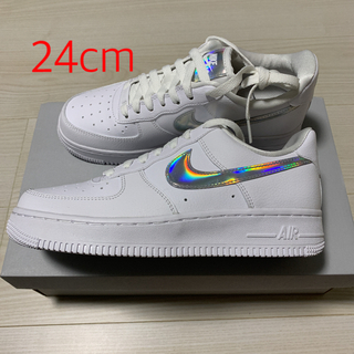 ナイキ(NIKE)のNIKE AIR FORCE 1 '07 ESSENTIAL 24cm(スニーカー)