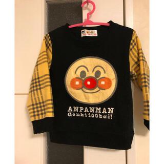 アンパンマン(アンパンマン)のサイズ90アンパンマン トレーナー(Tシャツ/カットソー)
