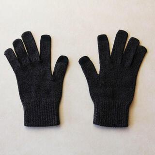 ユニクロ(UNIQLO)のユニクロUNIQLO ヒートテック手袋 メンズ(手袋)