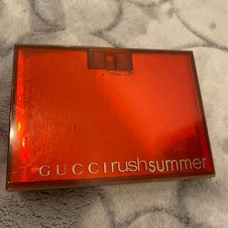 グッチ(Gucci)のGUCCI rush summer ラッシュサマー 限定品(香水(女性用))
