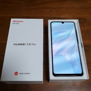 ANDROID - HUAWEI P30PRO SIMロック解除済