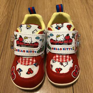 MOONSTAR  - 新品☆キティちゃんの靴13cm