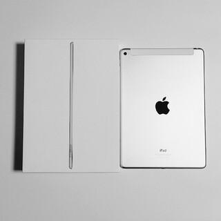 アイパッド(iPad)のApple iPad Air2 16GB Cellular版 シルバー (タブレット)