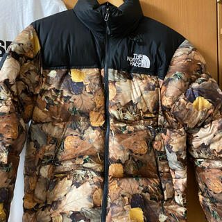 Supreme - 16aw Supreme The North Face nupste leaf