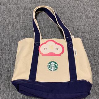 スターバックスコーヒー(Starbucks Coffee)の【新品】Starbucks トートバッグ(トートバッグ)