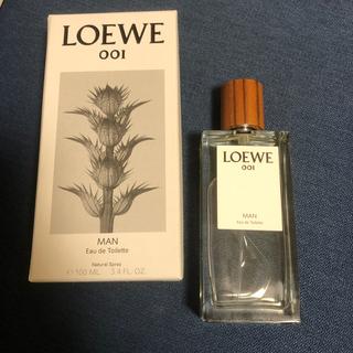 """LOEWE - LOEWE  オードゥトワレ """"ロエベ001 マン"""""""