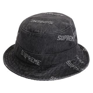 シュプリーム(Supreme)の新品 supreme Logo Denim Crusher(ハット)
