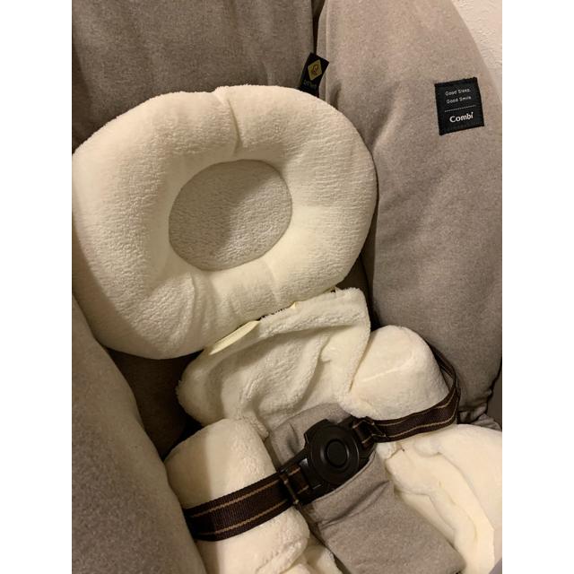 combi(コンビ)のコンビハイ&ロースイングラックネムリラAUTO SWINGBEDi EGシリーズ キッズ/ベビー/マタニティの寝具/家具(ベビーベッド)の商品写真