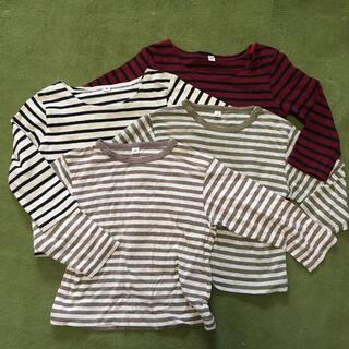 ムジルシリョウヒン(MUJI (無印良品))の無印 Tシャツ 4枚セット(Tシャツ)