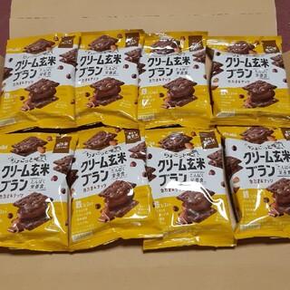 アサヒ - アサヒちょこっとクリーム玄米ブラン ・カカオ&ナッツ8個