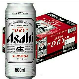 アサヒ スーパードライ 500ml缶6ケース 144本(ビール)