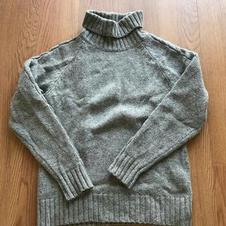マーガレットハウエル(MARGARET HOWELL)のMHL. タートルネックセーター(ニット/セーター)