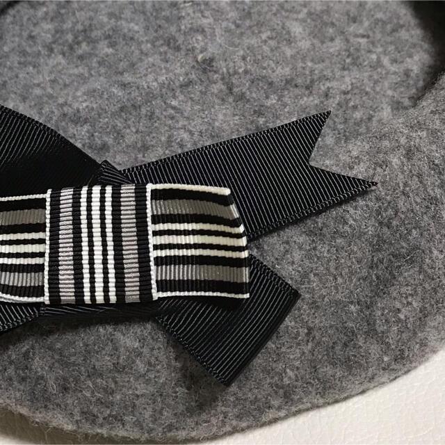アースミュージック エコロジー ほっこり ベレー帽 帽子 ウール100% レディースの帽子(ハンチング/ベレー帽)の商品写真